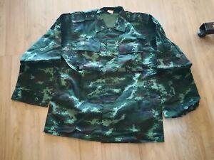 Details about NEW UNIFORM Soldier dress and a pants suit Royal Thai army  Thai Military