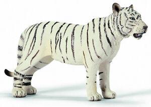 Tigre Blanco Schleich 14383 Nuevo Ebay