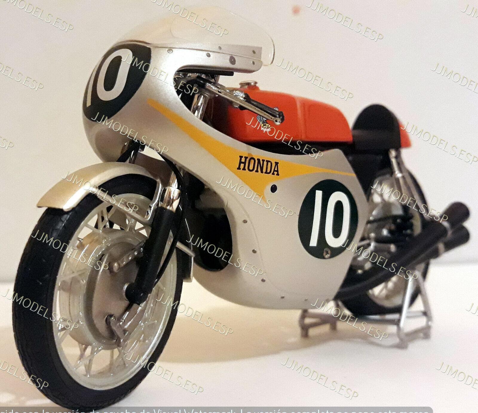 ♠¡¡MEGA RARR   1 12 Ixo Honda RC162 MIKE HAILWOOD  10 ('61 250 C.C World Champ)♠