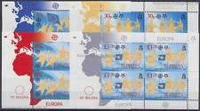 50 JAHRE EUROPAMARKEN EUROPA CEPT - 2006 ST. HELENA - KLEINBOGEN SATZ 961-64 **