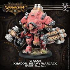 Warmachine - Khador - Grolar + Kodiak - PIP33093 BNIB