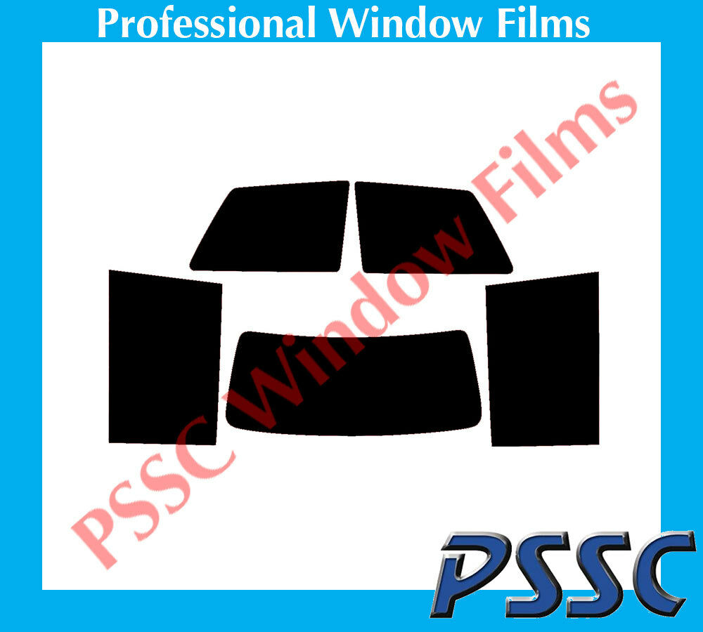 PSSC Pre Cut Rear Car Window Films - Fiat Stilo Estate 2003 to 2008