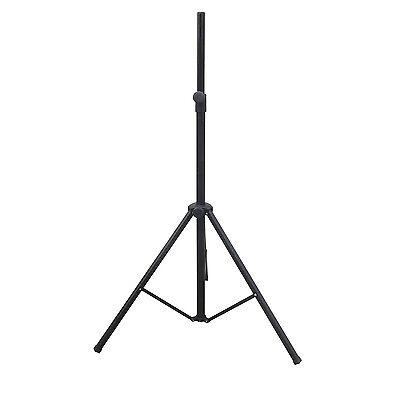Vriendelijk Genuine Njs Branded Black 35mm Heavy Duty Adjustable Steel Tripod Speaker Stand