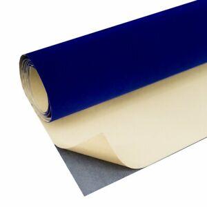 Self-Adhesive-Flocked-Velvet-Felt-Fabric-Sticker-Contact-Paper-45cm-3m