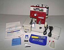 【RARE】Japanese Riccar Lock RL-320 Overlocker Serger Sewing Machine-Pedal,Thread!
