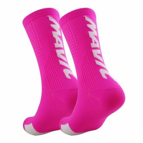 MAVIC Professional Sport Cycling Socks Breathable Men Women Climbing Hiking MTB