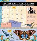 Cal 2017 Butterflies Note Nook by Renee Charisse Jardine 9780741257413
