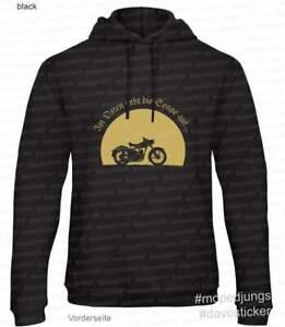 Kapuzen-Sweater-Hoodie-034-Im-Osten-geht-die-Sonne-auf-034-Mopedjungs-MZ-RT-125-IFA
