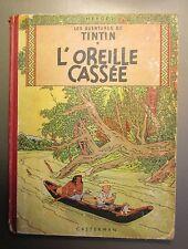 Tintin - L'oreille cassée - (EO 1954)