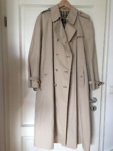 Burberry trenchcoat herren vintage