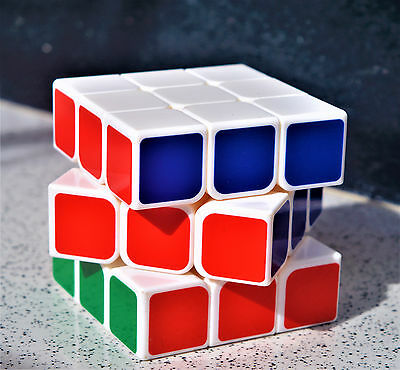 JUMBO Fast & Smooth 3x3x3 Speed Rubik's Magic Cube~For Competition~Recommended