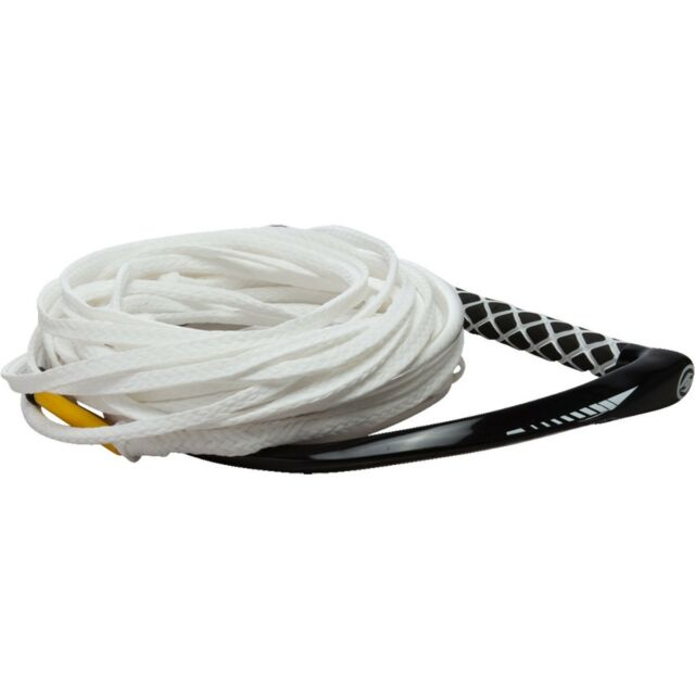 White Yellow Red Blue Hyperlite Apex PE EVA Handle with 4 Sec Rope for Waterski Boat