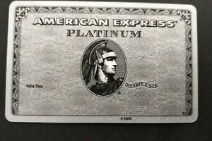 American-Express-Platinum-Authentic-Ultra-RARE-Collectible