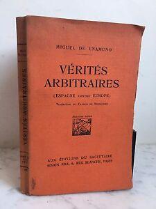 Miguel-de-Unamuno-Verdades-Arbitraria-a-Las-Ediciones-de-La-Sagitario-1925