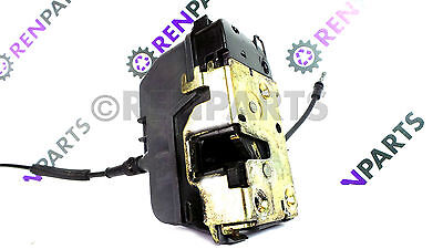 Renault Clio II PH2 2001-2006 OSF UK Driver/'s Side Door Locking Assembly 5dr