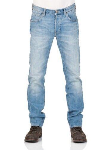 Lee Jeans t Homme Daren AjusteHommes t Jeans Régulier Bleu Brillant Mer 7f86b7