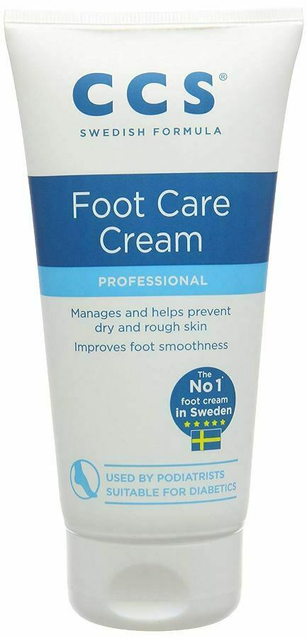 Ccs Foot Care Cream Professional 175ml 7315980025299 Ebay