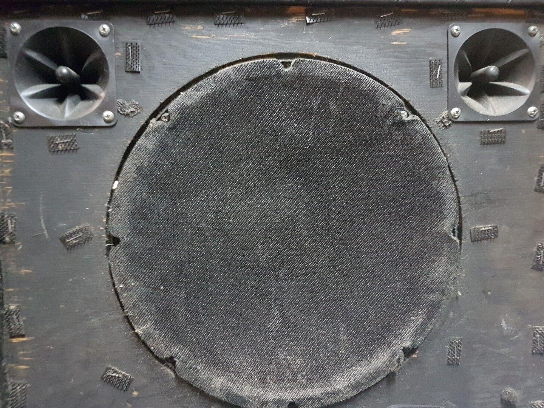 Polytone Model 102 amp-made in in in USA 52a540