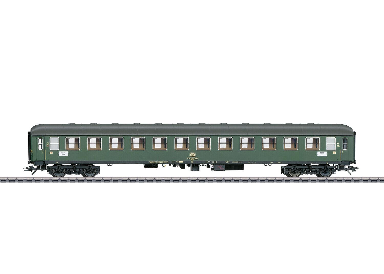 Märklin 43907 compartimento carrello Büm 234 della DB 2. classe #neu in OVP #