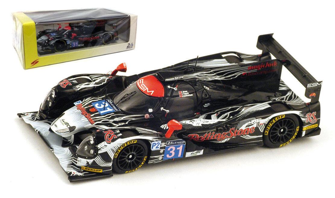 Spark S4648 Ligier Js P2-HPD 'velocidad extrema  LMP2 Le Mans 2015-escala 1 43