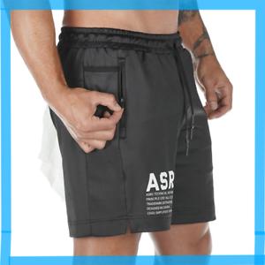 Shorts Men/'s Gym Running Sports Training Joggers Short Aesthetic Revolution