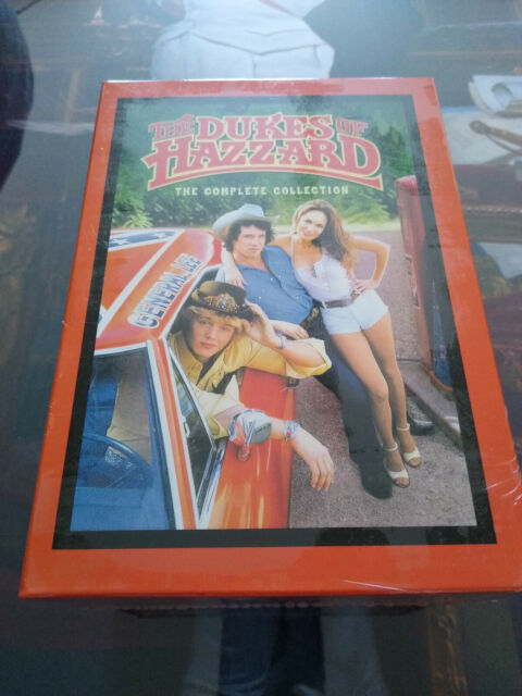 Dukes of Hazzard: The Complete Seasons 1-7 (DVD, 2013, 40-Disc Set)