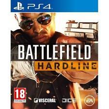 PlayStation 4 Battlefield Hardline (PS4) Excelente - 1st Class Delivery