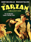 The Tarzan Collection Starring Johnny Weissmuller (DVD, 2004, 4-Disc Set)