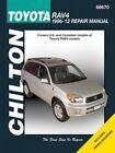 Toyota RAV4 (Chilton) Automotive Repair Manual by Haynes Manuals Inc (Paperback, 2016)