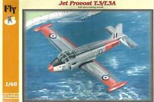 JET PROVOST T.3/T.3A (RAF MARKINGS) 1/48 FLY RARE