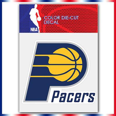 hotprint Pacers Basketball Indiana Sport Logo Car Bumper Sticker ...