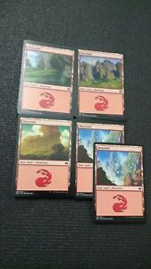English Duel Decks Merfolk vs 4x Hordeling Outburst NM-Mint Goblins MTG Magic