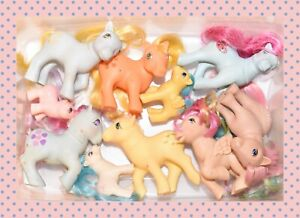 ❤️My Little Pony MLP G1 Vtg Custom Bait TLC Mixed Lot 10 Ponies Twinkle Eye❤️