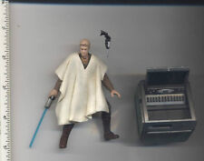Star Wars Saga Anakin Skywalker (Outland Peasant Disguise) Loose Attack Clones