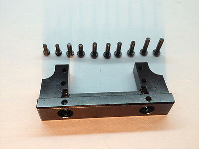 Front Axle Sheering Mounted Servo kits for RC crawler SCX10