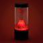 Red-Lava-Erupting-Mini-Volcano-LED-Lamp-Mood-Night-Light miniatuur 1