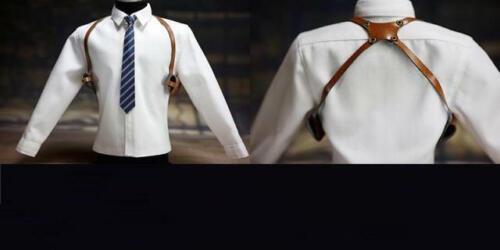 1//6 Kingsman Royal Agent Male Head Sculpt Business Suit Set with Gun /& Dog USA