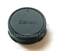Rear Lens Cap Cover For Canon Fd Mount Camera Lenses Ae Ae-1 Ae-p Dust Cover