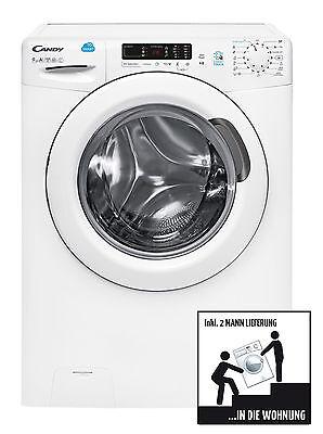 Candy Smart Waschmaschine CS 1492 D3, EEK: A+++, 9 KG Füllmenge, 1400 U/Min, 2ML