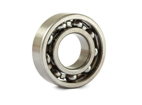 6003 17x35x10mm Open non blindée Radial Deep Groove Ball Bearing