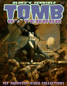 TOMB-COLLECTION-1-All-NEW-Horror-200-Pages-Mike-Hoffman