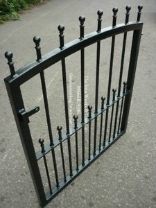 Manor Heavy Duty Garden Metal Gate 36 Op X 36 Tall Strong Wrought