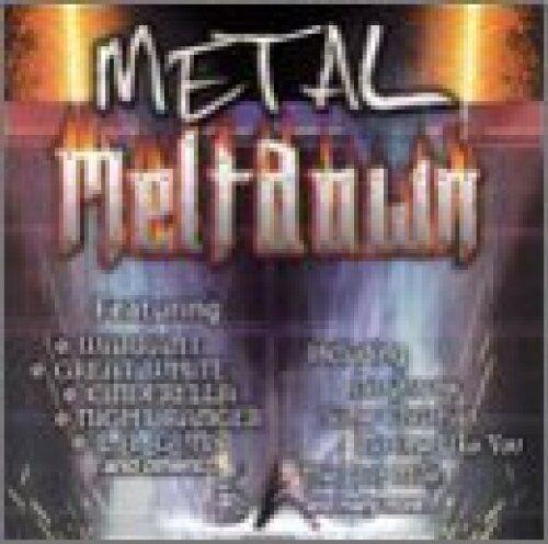 Metal Meltdown (2001) Great White, Pretty Boy Floyd, Warrant, Cinderella.. [CD]