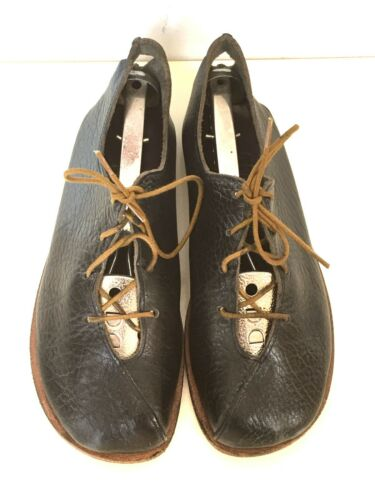 WOMENS CYDWOQ SHOES OXFORDS LACE CASUAL BLACK SIZE
