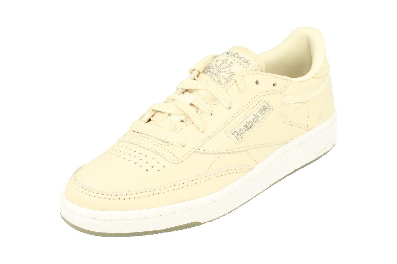 Reebok Clásicas Club C 85 metales Zapatillas zapatillas zapatillas zapatillas para mujer BD5406  Para tu estilo de juego a los precios más baratos.