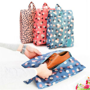 Waterproof-Portable-Laundry-Shoes-Travel-Pouch-Storage-Bag-Zip-Tote-Organizer