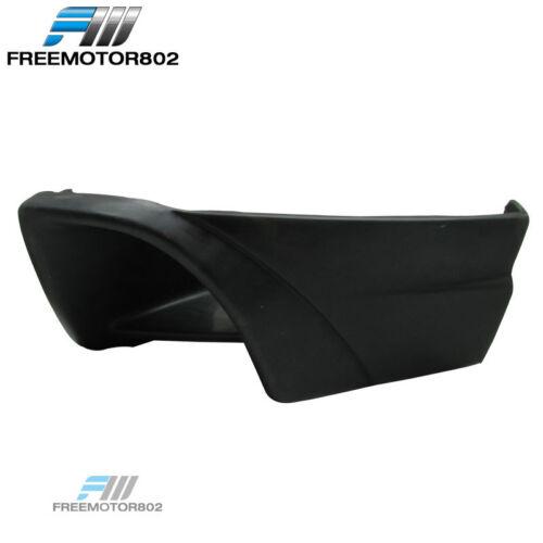 For 04 05 06 07 08 Mazda RX8 RX-8 Rear Bumper Lip 2PCS Valance Spats Urethane