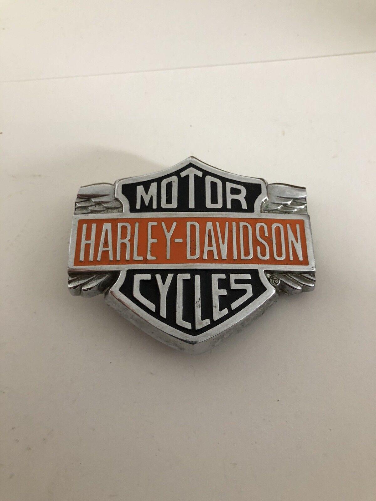 Harley Davidson belt buckle 2005