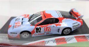 VEH-CULOS-DE-JUGUETE-AUTO-FERRARI-512-BB-LM-RACING-1-43-COCHE-DIECAST-MINIATURAS