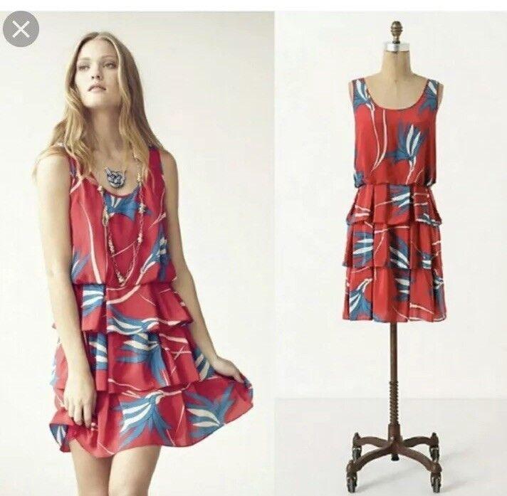 188 Anthropologie Sariah Ribbon dress 2. NWT